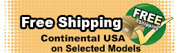 Free Shipping-Continental USA
