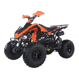 "PRO TT type-150G Yamaha Raptor Clone 150cc ATV (Hi-Power Racing Quad, Large 21/20"" Tires with 8"" Wheels, Fully Automatic w/ Reverse)"