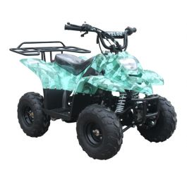 Veloz ATV 06 Barb Wire Green