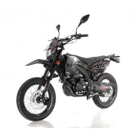 Apollo DB-36 250cc Deluxe DOT Street Legal Dirt Bike
