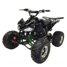 Coolster CX-3 125cc ATV Black