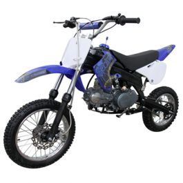 Coolster QG 214FC Dirt Bike