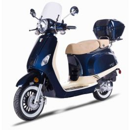 ZNEN 150 Scooter Type T-30A 2-TONE
