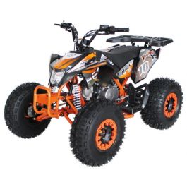 "RPS 125CC EGL Madix 125cc Performance Racing ATV, Semi-Automatic Transmission w/Reverse! Remote Control, LED Tail Light, Big 19""/18"" Tires!"