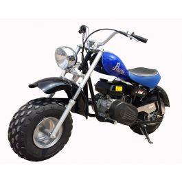 PRO Gas Power 200cc Retro Street Style Bike