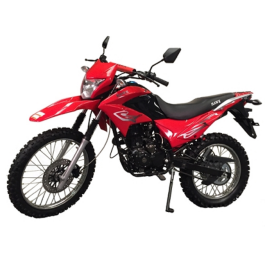 HENSIM 250 Hawk Adult Enduro Motorcycle with Free Assembly and Free Shipping