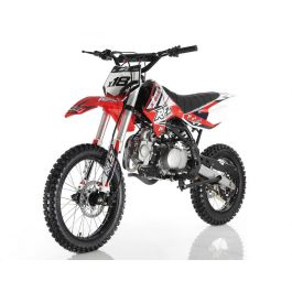 Apollo X-18 125 cc Dirt Bike Red