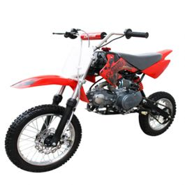 Coolster QG214S Dirt Bike