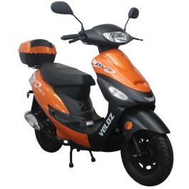 Veloz Scooter SC 01 50cc Gas Powered Moped Scooter - Best Seller