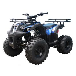 "PRO TT TFORCE Yamaha Grizzly Clone 110cc ATV ( Big 19/18"" Tires with 8"" Wheels, Safety Remote Engine Shut Off Switch, Speed Limiter, Fully Automatic w/ Reverse, Big Size Body Frame)"