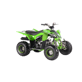 "Vitacci Pentora EFI 125 Sport ATV with Fully Automatic Transmission w/Reverse, Electric Start, Big 18"" Tires!"