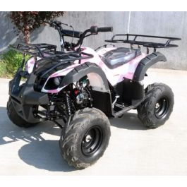 "Vitacci Rider-7 125cc ATV with Automatic Transmission w/Reverse, Electric Start, Big 16"" Tires! Remote Control"
