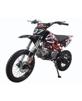 "APOLLO AGB37 CRF-2 125cc CRF70 Dirt Bike (Big wheels Front 17"" Rear 14"", Manual Transmission)"