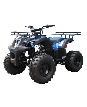 "PRO TT TFORCE 125cc ATV ( Big 19/18"" Tires with 8"" Wheels, Safety Remote Engine Shut Off Switch, Speed Limiter, Fully Automatic w/ Reverse, Big Size Body Frame)"