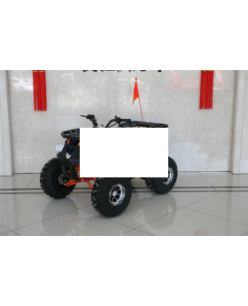RPS 125CC Madix-1a ATV, 4-Stroke, 1-Cylinder, Air Cooled With Alloy Wheels