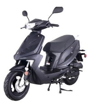 PRO TT Speedy (Jet 50) CL 4 Stroke 50cc Gas Scooter (Easy to change body panel color)