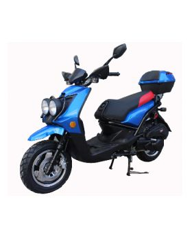 RK Spec GTS MCR-31A 150cc (LAST PIECE) Honda Clone 4 stroke, GT Spec light weight body style, Special designed Exterior and Gauges, Black wheels with Performance Street Tire