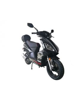 Vitacci Road Master 150cc Scooter Black