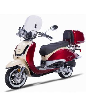 ZNEN 150 Scooter Type T-G 2 TONE