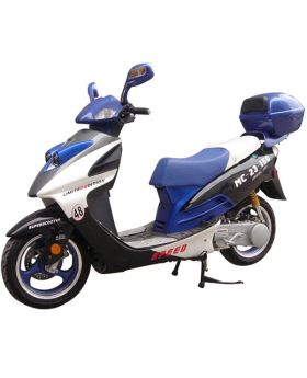 Roketa MCR-23Y-150cc Gas Scooter