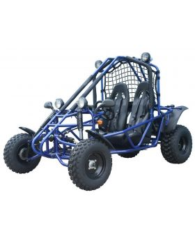 PRO TT Targa 200 Go Kart ( Fully Automatic , Honda CRF Series Clone 4 Stroke Engine, Adjustable Racing Seat with 4 Point Harness Belt, Spider Style with Extra Leg Room)