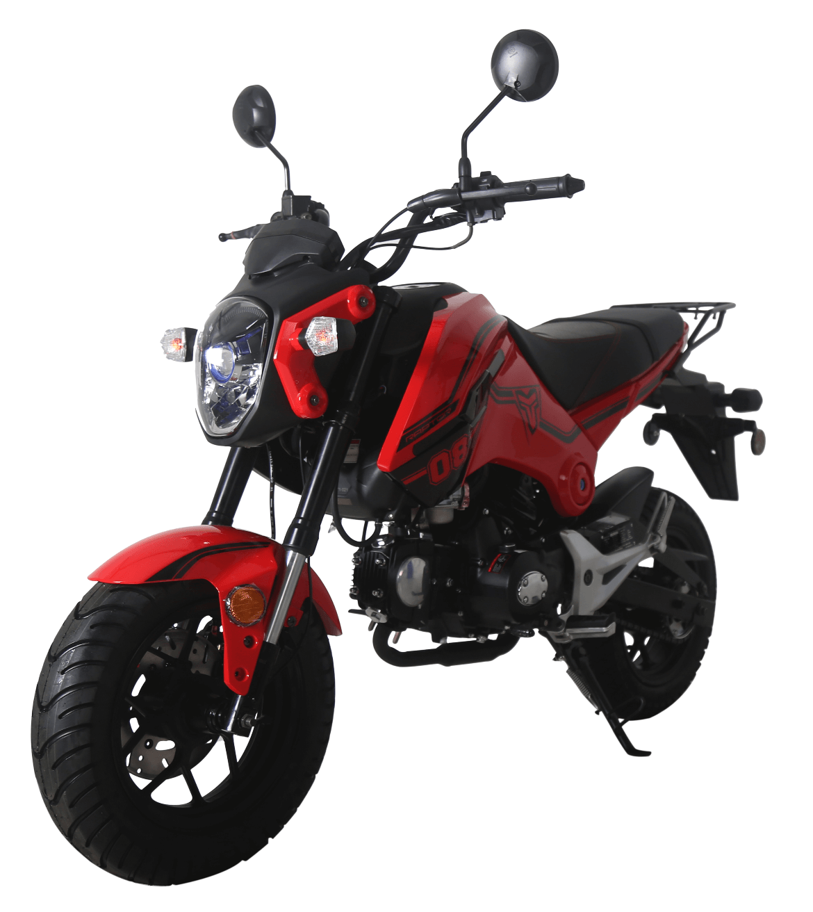 125cc Scooters/Mopeds